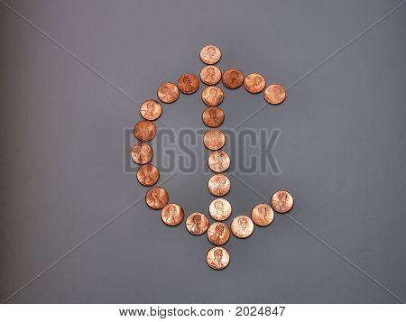 Cent-Zeichen