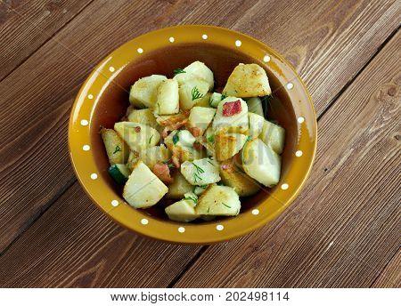 German Picnic Salad