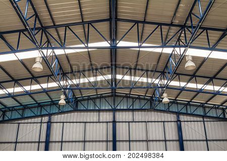 Factory Roof And Truss