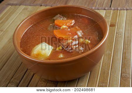 Maconochie Stew