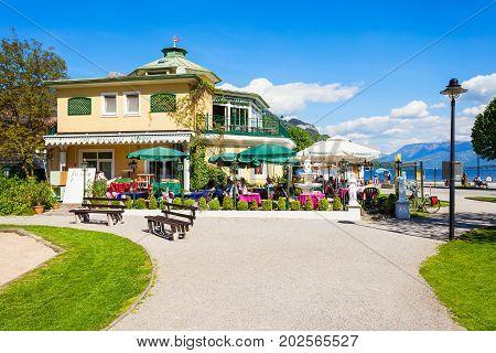 St. Gilgen In Austria