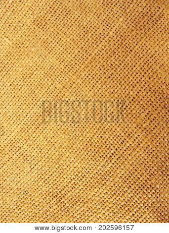 hessian texture can be used as natural  background