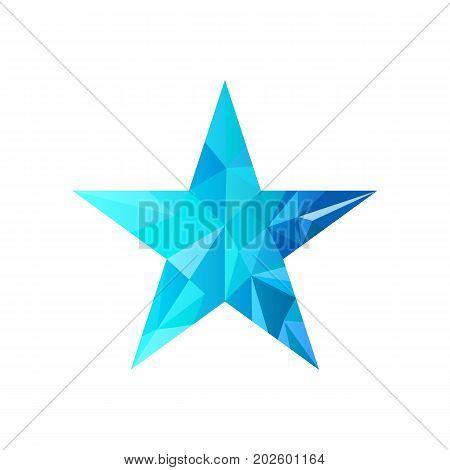 Polygonal Star  Background