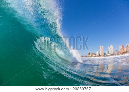 Wave Hollow Inside Durban