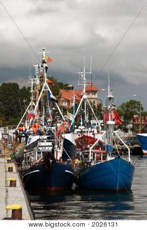 Porto de pesca