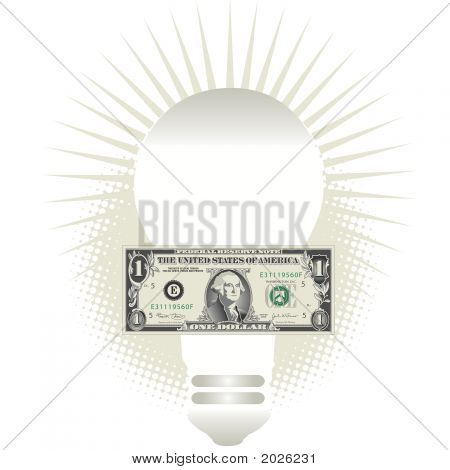 Light Bulb Dollar