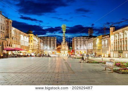 Hauptplatz Main Square, Linz