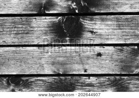 Wooden slats close-up . Background texture .