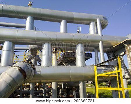 Equipment Oil Fields