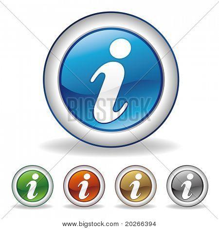 vector information icon