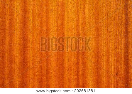 Wooden cupboard texture with vertical light and dark line and with lacquer