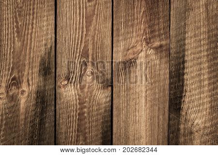 Four planks wodden aged texture with knots