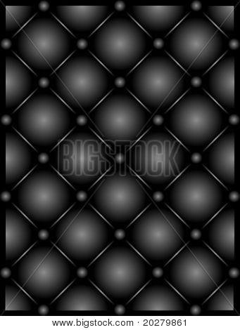 Black vector leather like texture