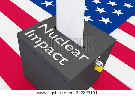Nuclear Impact Concept