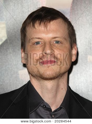 LOS ANGELES - JAN 12: Kevin Rankin arrives to the Season 5 premiere of
