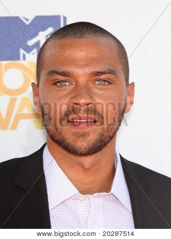 LOS ANGELES - OCT 23:  JESSE WILLIAMS arrives to the 2010 MTV Movie Awards  on June 06,2011 in Los Angeles, CA