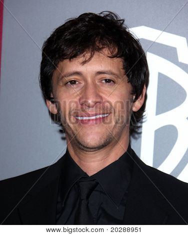 LOS ANGELES - JAN 16:  Clifton Collins Jr. arrives to the 12th Annual WB-In Style Golden Globe After Party  on January 16, 2011 in Beverly Hills CA