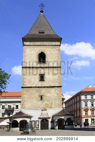 St. Urban Tower In Kosice