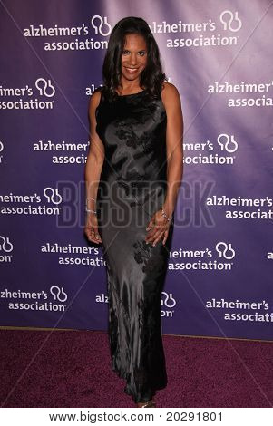 """LOS ANGELES - MAR 16:  Audra McDonald arrives at the 19th Annual """"A Night at Sardi's"""" Fundraiser & Awards on March 16, 2011 in Beverly Hills, CA"""