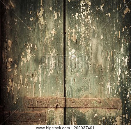 highly detailed image of f grunge wooden background
