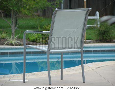 Lone Pool Chair
