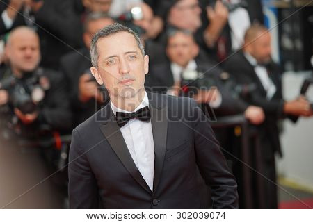 Gad Elmaleh attends the screening of