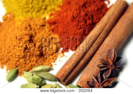 Spice Colors