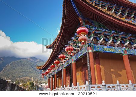 Chinese Classical Style Buiding