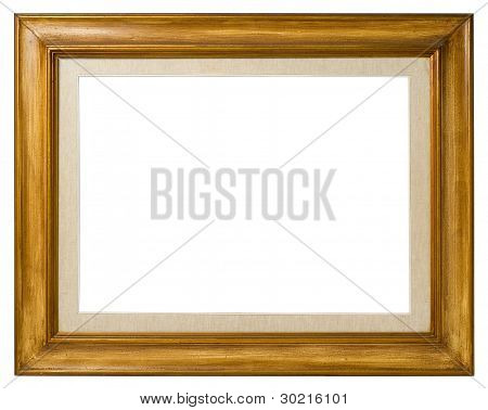 Old  Wood Frame.
