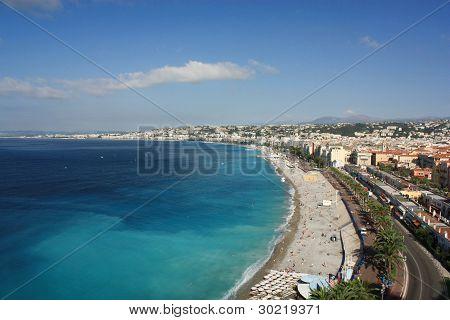 France, Nice, Côte d Azur