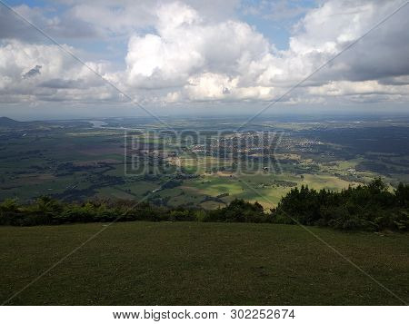 View From Top Of The Hill Of The Kangaroo Valley