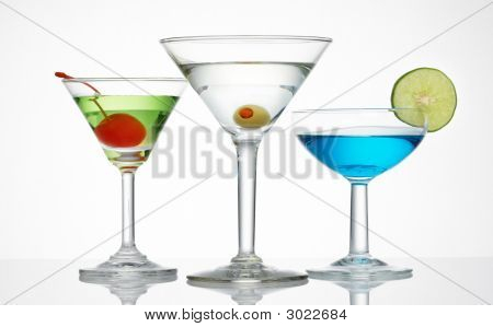 Alcohol Line Up