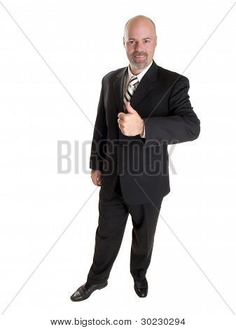 Businessman - Thumbs Up