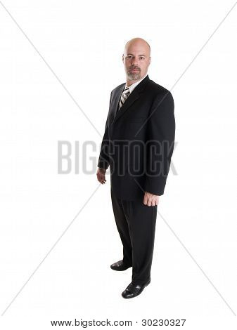 Fashion - Men - Confident Businessman