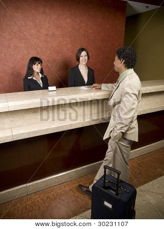 Hotel - Business Traveler