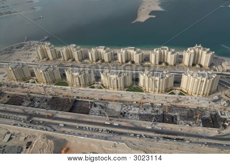 A Coastal Settlement In Dubai