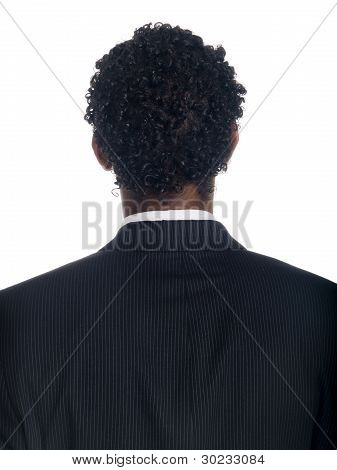 Businessman - Back Of Head