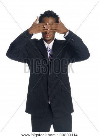 Businessman - Blind