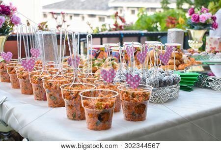 Baby Shower Party. Girl Or Boy. Party Food. Birthday Party