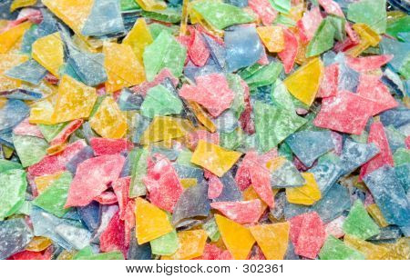 Candy Texture Background