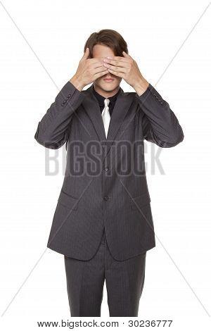 Businessman - See No Evil