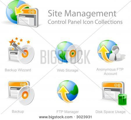 Site Management Files 3 - Cpanel Set