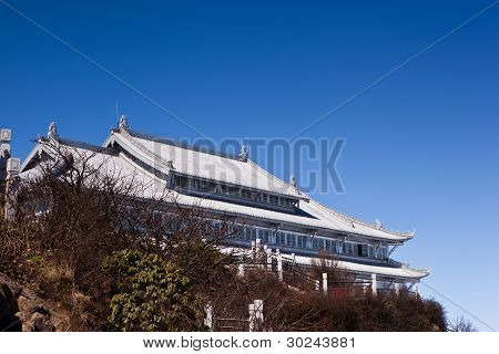 Mount Emei Silvery Palace