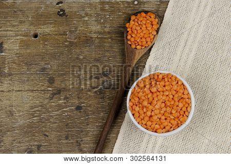Dried Lentil