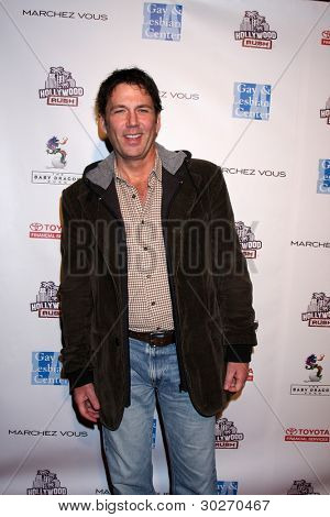 LOS ANGELES - FEB 19:  David Millbern arrives at the 2nd Annual Hollywood Rush at the Wilshire Ebell on February 19, 2012 in Los Angeles, CA.