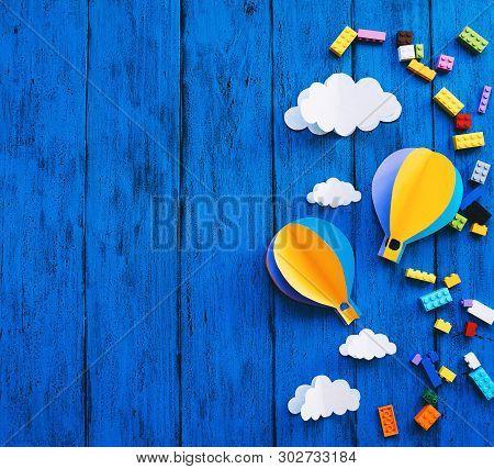 Сolourful Creative Children's Background
