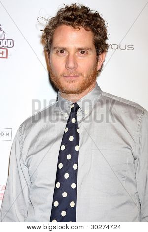 LOS ANGELES - FEB 19:  Brian Gattas arrives at the 2nd Annual Hollywood Rush at the Wilshire Ebell on February 19, 2012 in Los Angeles, CA.