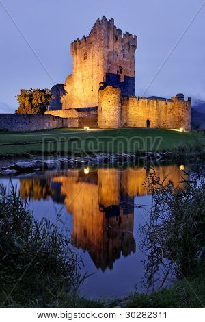 Ross Castle,Ireland