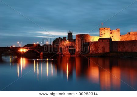 King John's Castle,Ireland