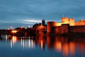 King John's Castle,Ireland